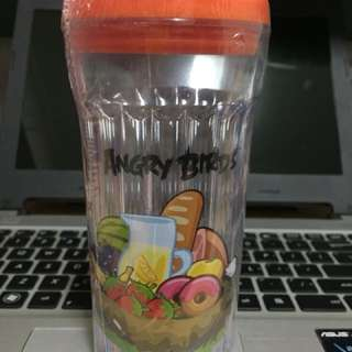Angry Bird Tumbler (BPA Free) - Authentic