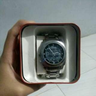 jam tangan FOSSIL Big Tic (original)