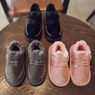 New collection/ winter shoes / baby boots/baby shoed/kids shoes/1-8years old boys girls/soft soled shoes