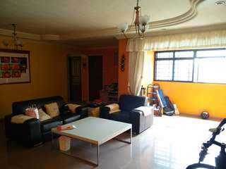 Spacious Unit for Rent (HDB 5 Room Flat) - 2 Mins to Hougang 1 Mall