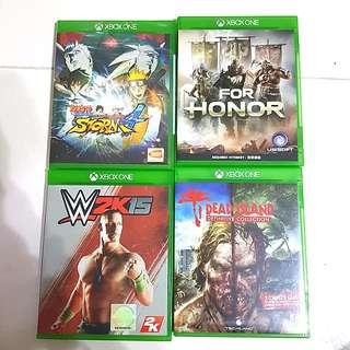 Xbox Games Xbox 360 XboxOne
