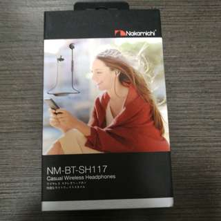 NAKAMICHI BLUETOOTH EARPHONE