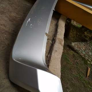 Bumper pajero sport all new