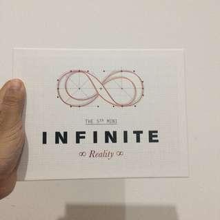 INFINITE Reality Album