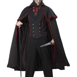 Jack the Ripper costume HALLOWEEN