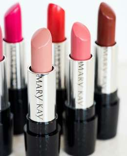 Mary kay  New lipsticks