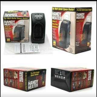 全新 300/400w handy heater 暖氣機 暖器 暖爐 暖風機浴室寶hk plug 香港插頭聖誕禮物
