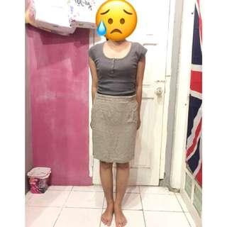 Preloved skirt bangkok