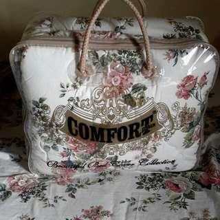 Bed cover motif bolak balik good quality jual rugi 120x200 cotton 100%