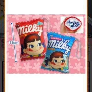 Toreba milky Squishy melody mascot