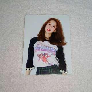 CLC Photocard Official