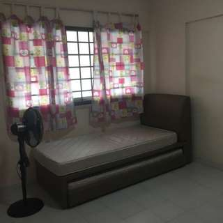 One common room for rent