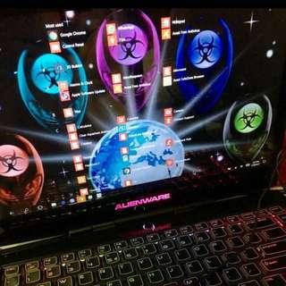 ⭐️Alienware Laptop