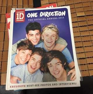 One direction fan books!