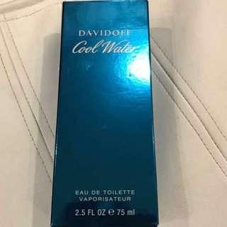 **NEW in box** Davidoff Cool Water