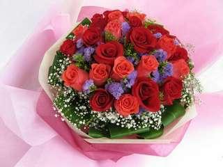 Valentine Kiss Bouquet V36 - Yfimk