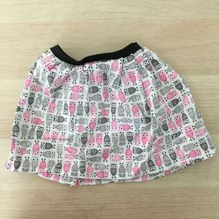 Owl Basic Skirt