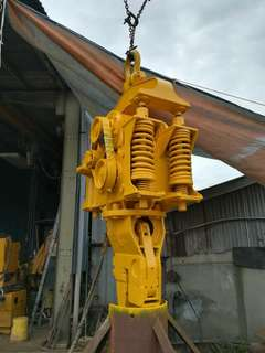3.5 ton vibro hammer