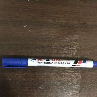 M&G blue whiteboard marker