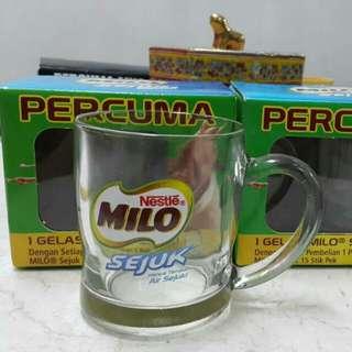 Milo Glass Mug