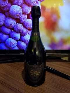 Dom Perignon P2 with gift box JS97 champagne 香檳