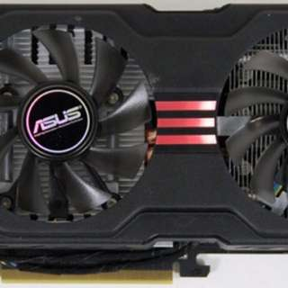ASUS GTX 560 TI 顯示卡 gtx560ti HK250