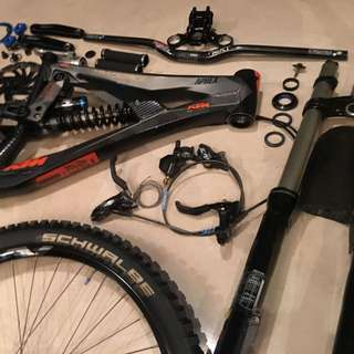 Bicycle full servicing/overhaul/service