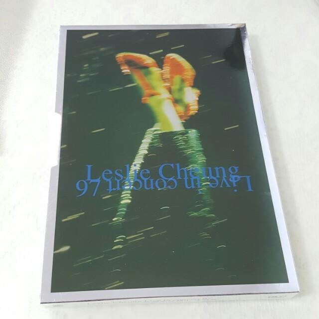 張國榮跨越97演唱會dvd