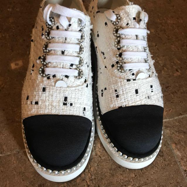 降價🎉珍珠平底鞋