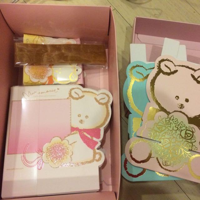 婚禮用品 喜糖盒等
