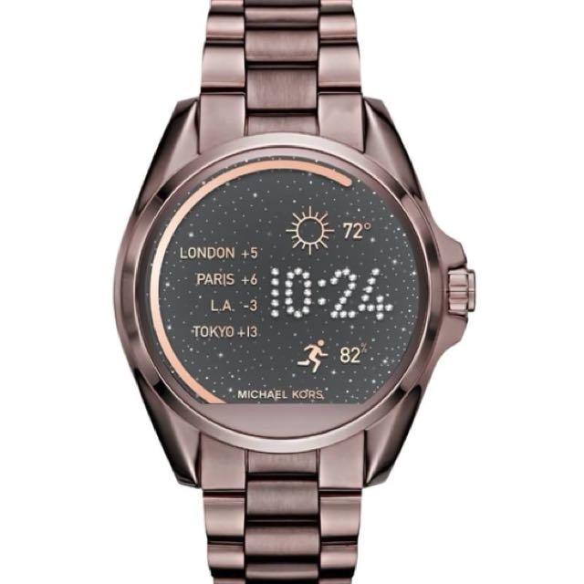 新顏色 ✨Michael Kors 智慧型手錶-5色💕