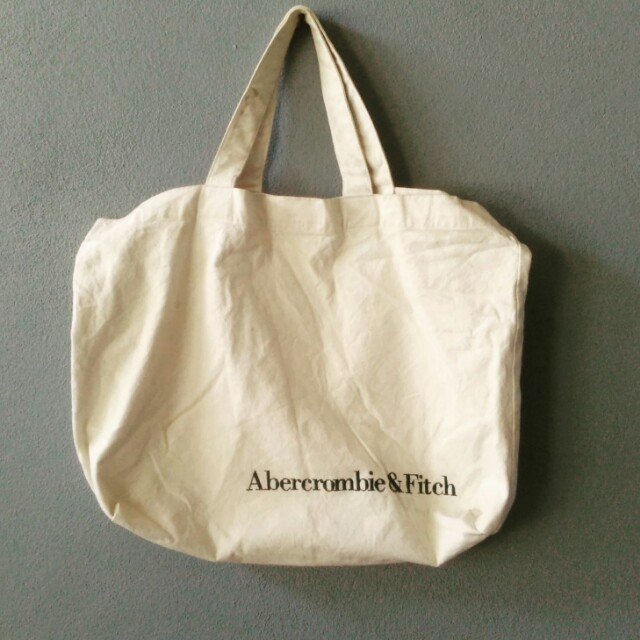 Abercrombie and Fitch totebag