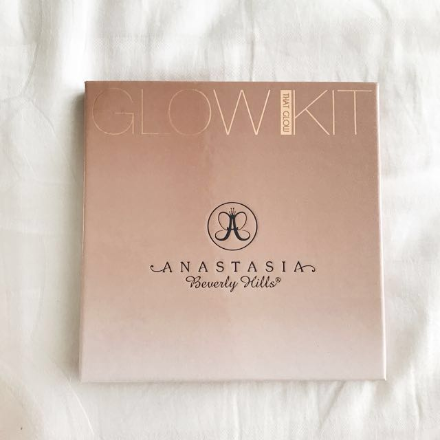 ABH Anastasia Glow Kit Palette That Glow