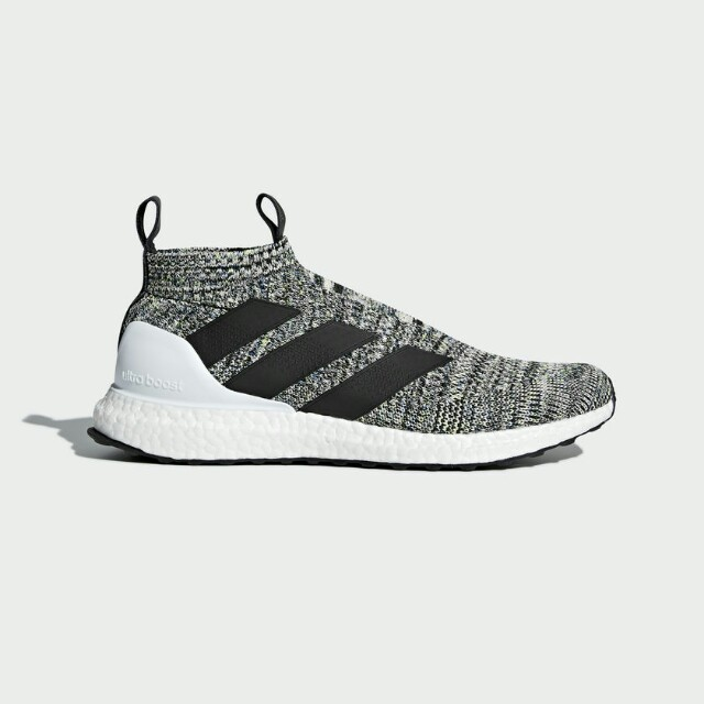 2f3bfe6ab Adidas A16+ Purecontrol Ultra Boost Grey Off White Core Black Solar ...