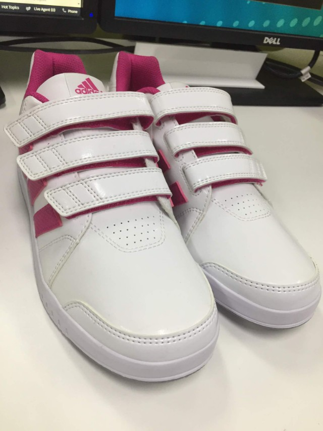 Adidas LK Trainer 7 rubber shoes