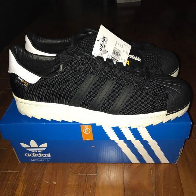 Adidas Originals   Superstar 80s Cordura (Rare) Men s US10 91eab4ee4354