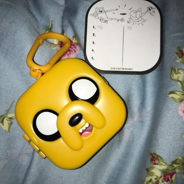 Adventure Times Happy Meal Jake