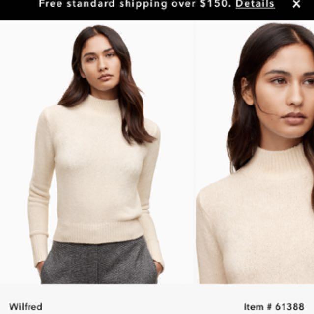 Aritzia  long sleeve sweater