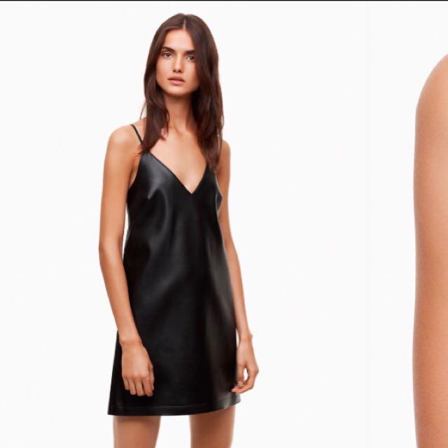 Aritzia mini dress (xxs or xs)