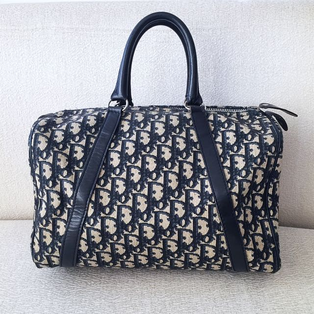 AUTHENTIC DIOR Speedy 30 Bag