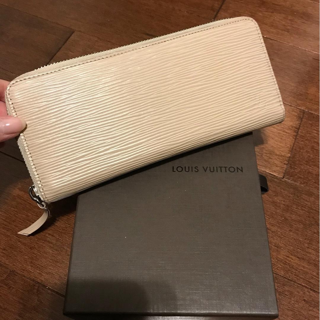 Authentic Louis Vuitton Clemence Wallet (Women's)