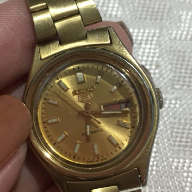 Authentic seiko 5