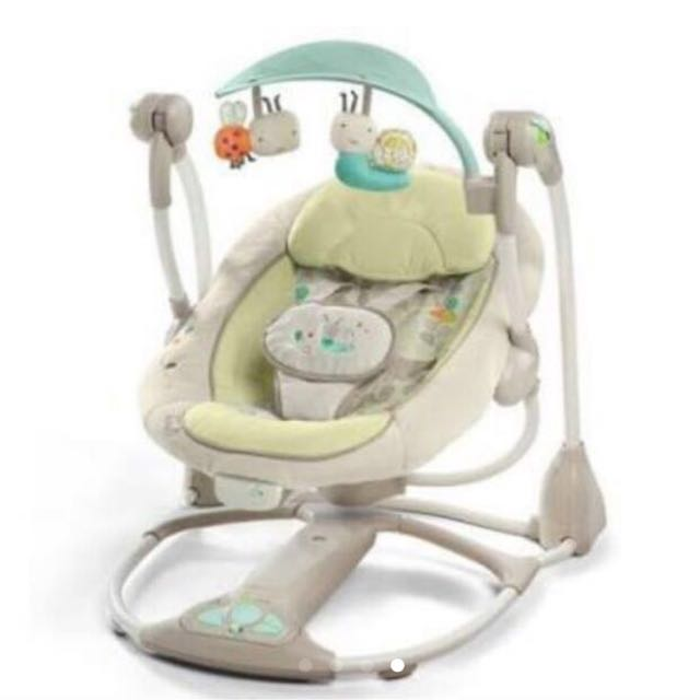 Automatic Swing Ingenuity Graco Fisherprice