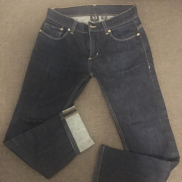 AX Armani Exchange Denim Jeans