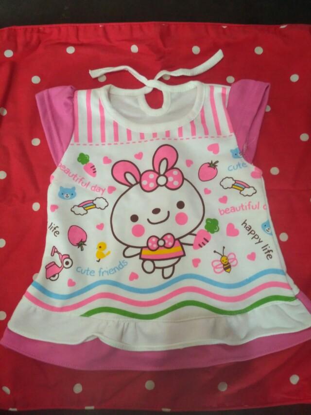 Baju bayi newborn baby girl