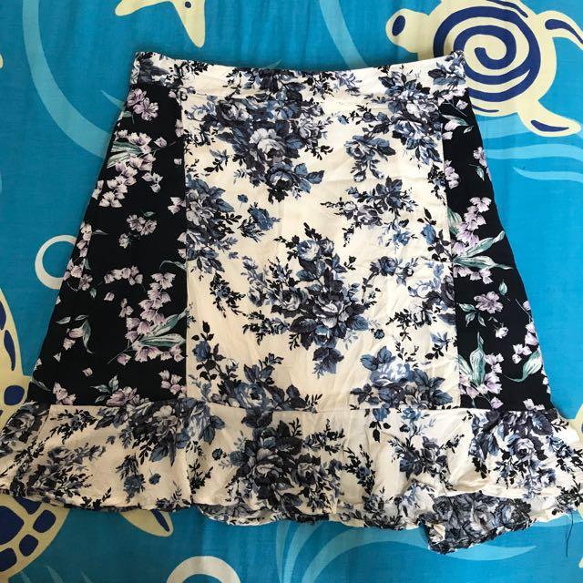 Bench Skirt