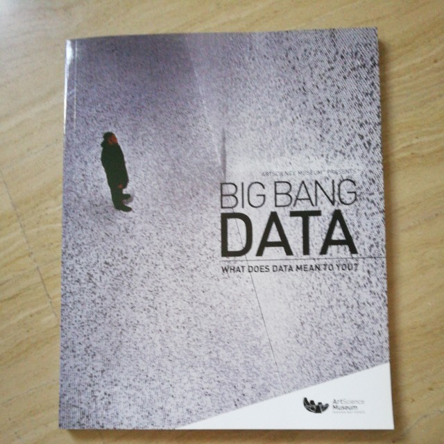 Big Bang Data Coffee Table Book Books Stationery Textbooks On