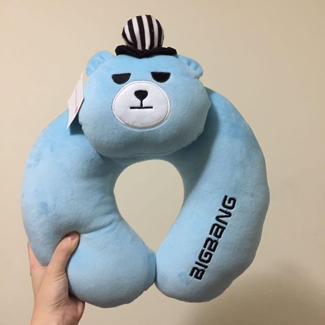 Big Bang Neck Pillow