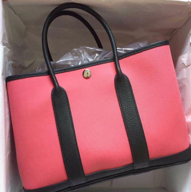 Brand New Hermes Garden Party 30 Women S Fashion Bags Wallets