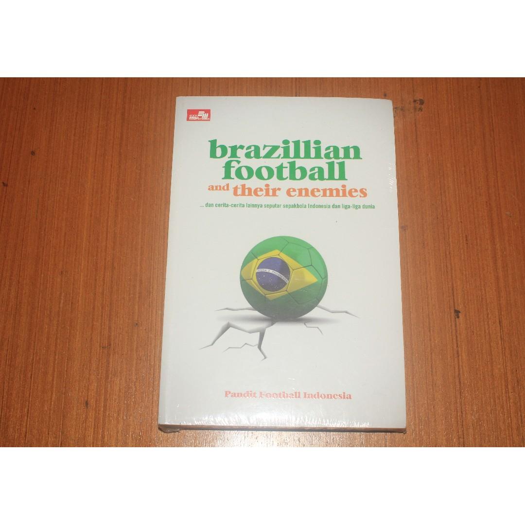 Buku Brazillian Football And Their Enemies